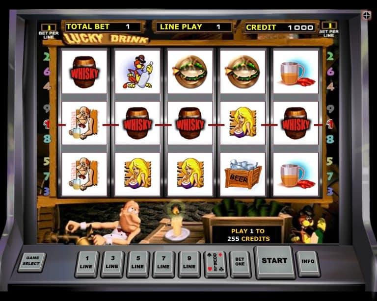 Игровой автомат слотопол