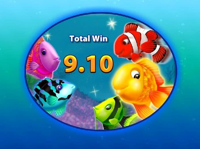 Игровой автомат Gold Fish