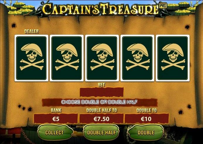 Игровой автомат Captains Treasure Pro