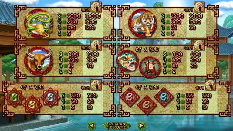 Игровой автомат God of Wealth
