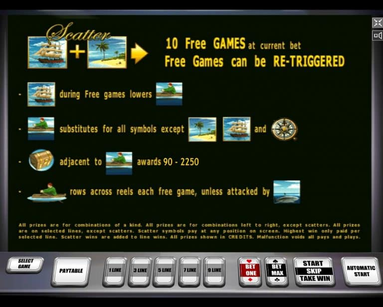 Игровой автомат Sharky