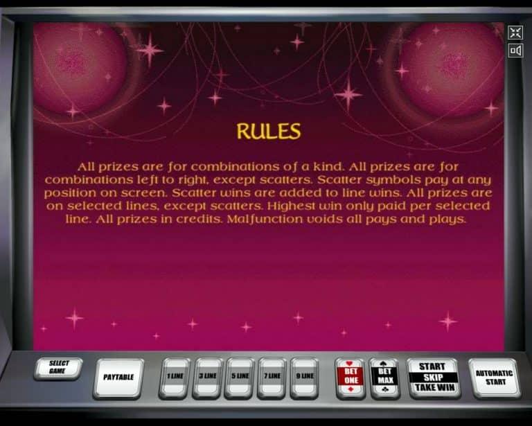 Игровой автомат Lucky Lady Charm