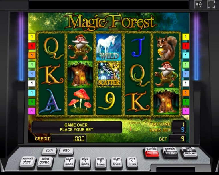 Игровые автоматы бесплатно и без регистрации волшебный лес игровые автоматы в контакте читы