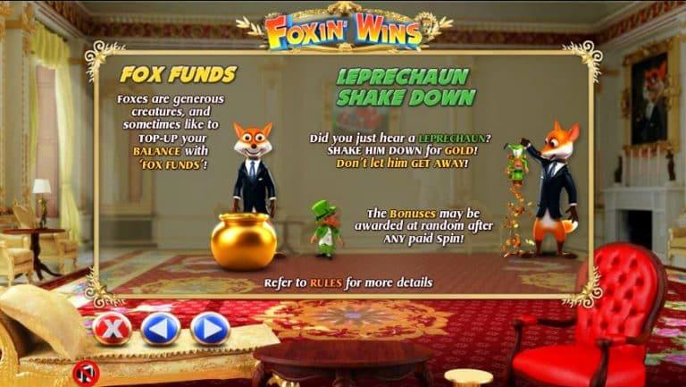 Игровой автомат Foxin Wins
