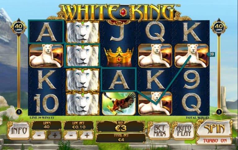 Игровой автомат White King