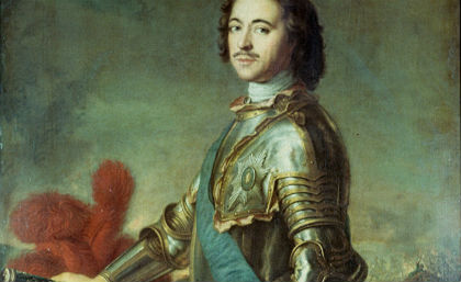 Петр Великий в истории гэмблинга