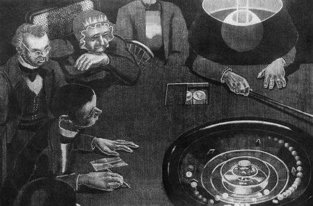 Ф.М. Достоевский и азартные игры