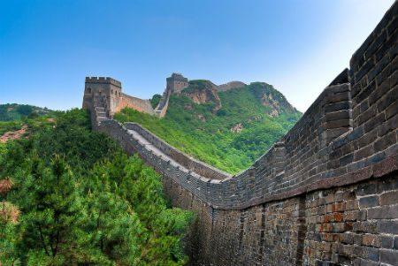 Кено и Великая китайская стена
