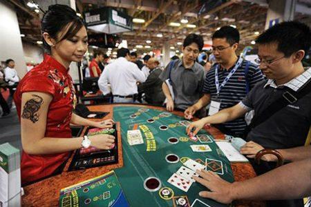 Китай – родина азартных игр