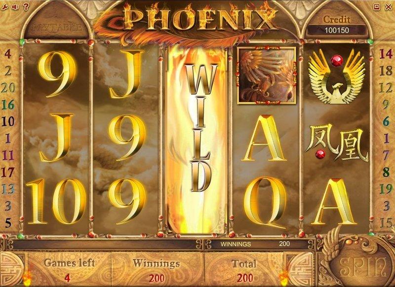 Игровой автомат Phoenix
