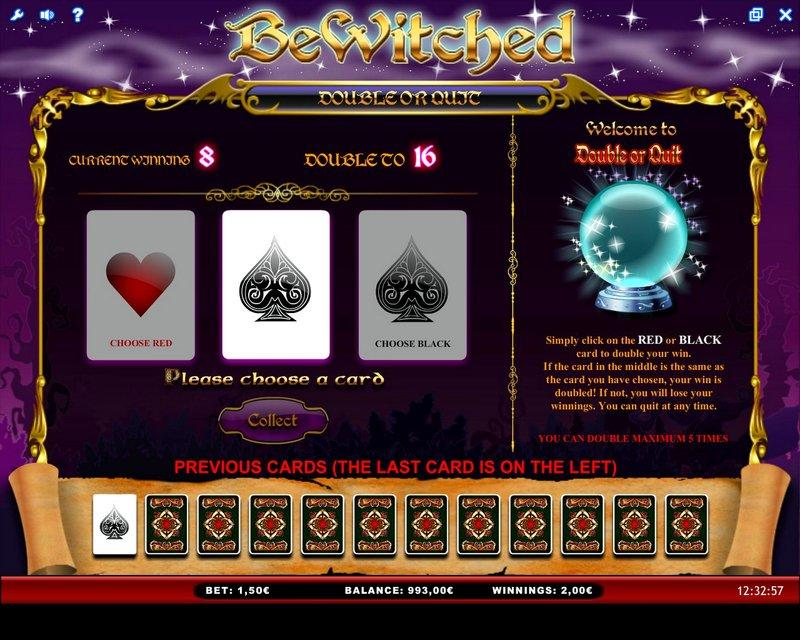 Игровой автомат Bewitched
