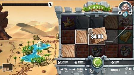 Игровой автомат Castle Builder II