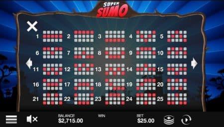 Игровой автомат Super Sumo