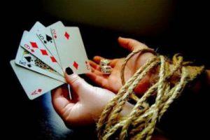 запрет на ка игру в казино