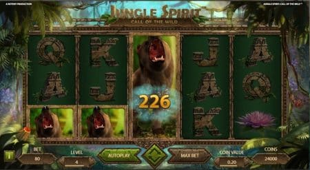 Игровой автомат Jungle Spirit: Call of the Wild